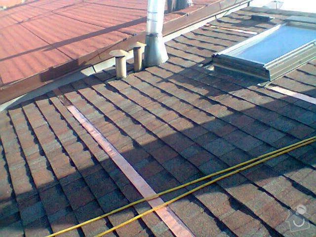 Opravu zatékající střechy: Fotografie0980