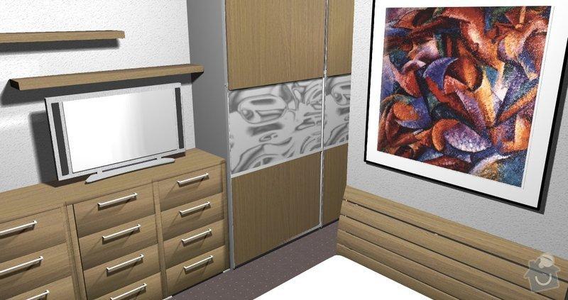 Vestavené skrine: pokoj_13.5.2011
