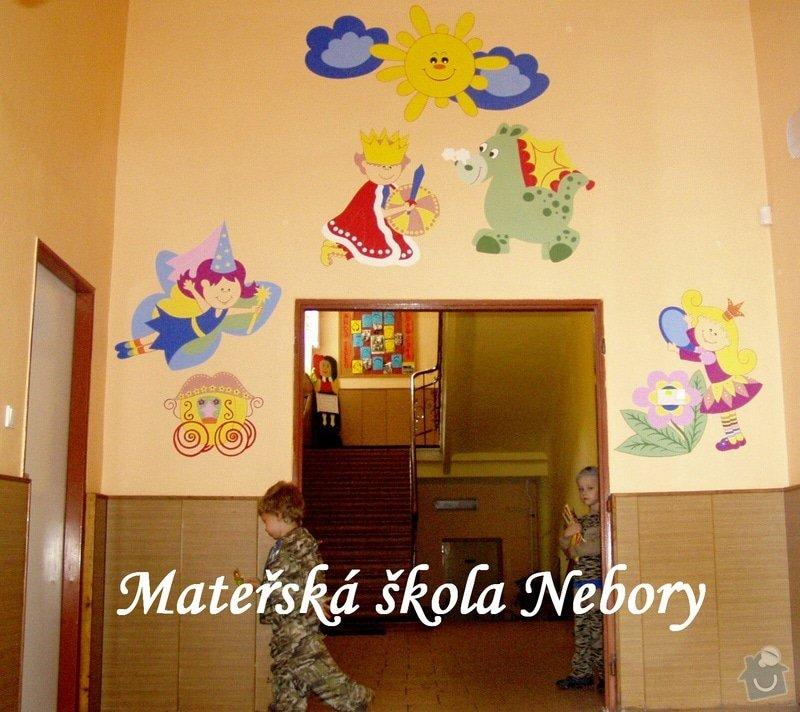 Malby na zeď, malování na stěnu : MS_1