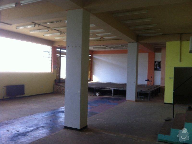 Rekonstrukce kancelářských prostor: photo