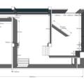 Rekonstrukce kancelarskych prostor pudorys final