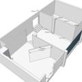 Rekonstrukce kancelarskych prostor pudorys final iso
