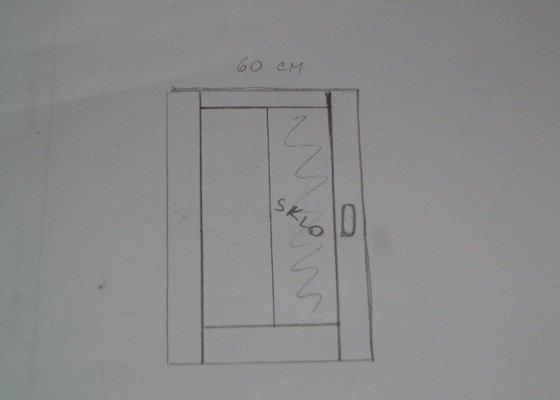 Výroba 2 ks posuvných dveří a obložek z masivu