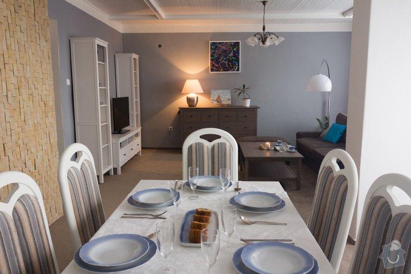 Designové úpravy obývacího pokoje: navrh_obyvak_Melnik1