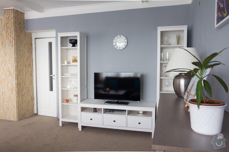 Designové úpravy obývacího pokoje: navrh_obyvak_Melnik3