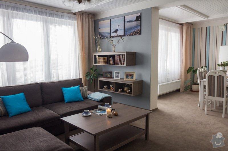 Designové úpravy obývacího pokoje: navrh_obyvak_Melnik5