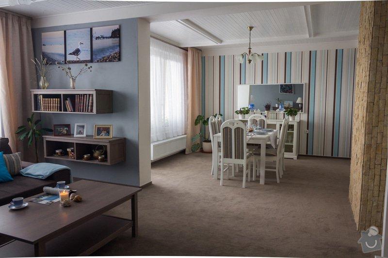 Designové úpravy obývacího pokoje: navrh_obyvak_Melnik6