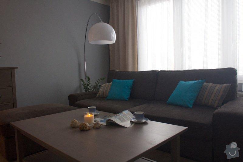 Designové úpravy obývacího pokoje: navrh_obyvak_Melnik9