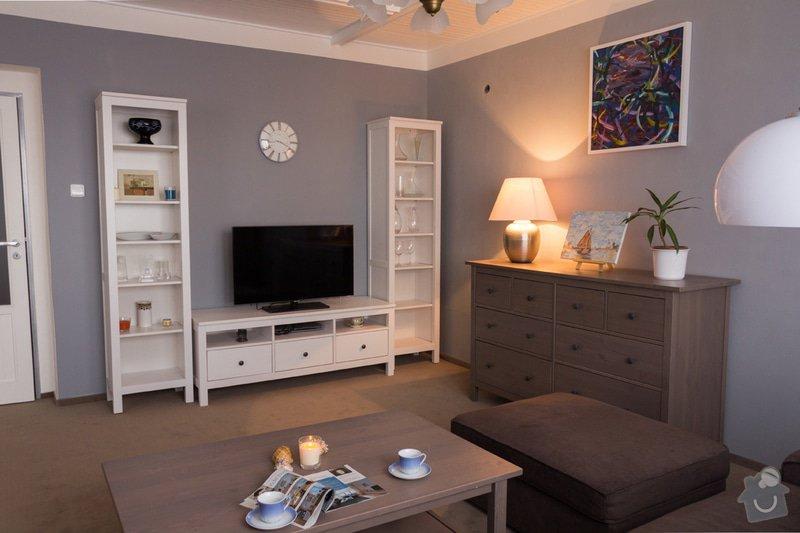 Designové úpravy obývacího pokoje: navrh_obyvak_Melnik12