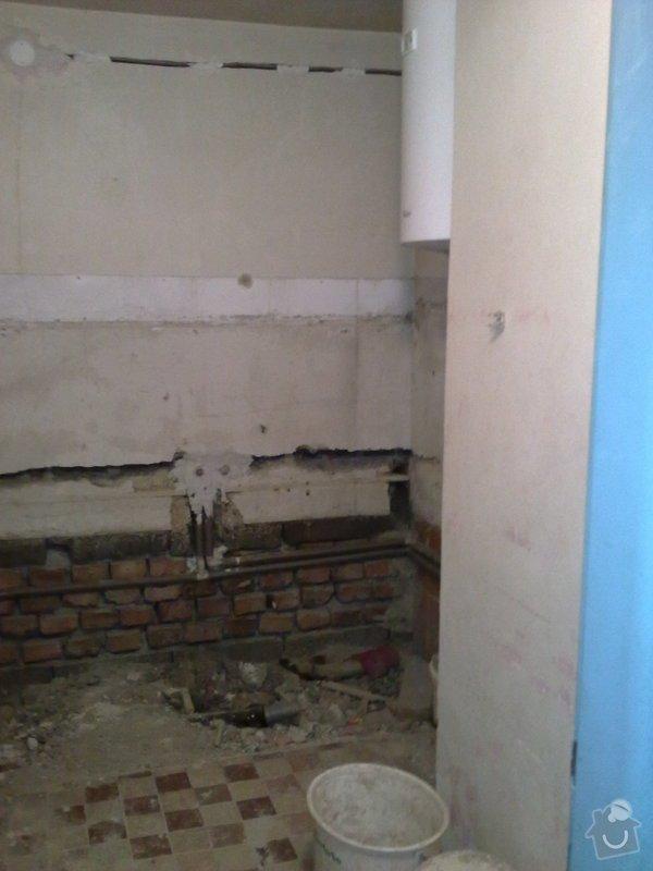 Rekonstrukce koupelny a WC: 21102013446