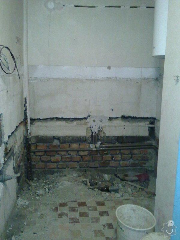 Rekonstrukce koupelny a WC: 21102013447