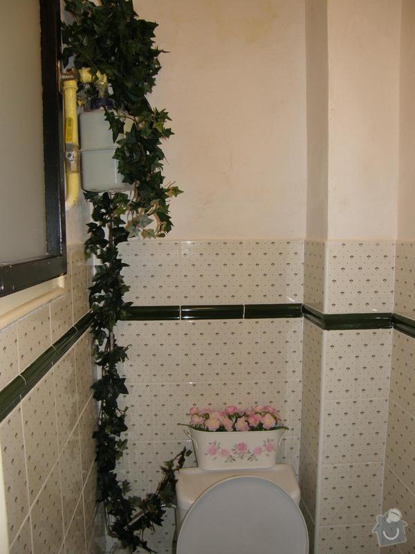 Obklad koupelny ,výměna umyvadla a vany včetně baterií: 51