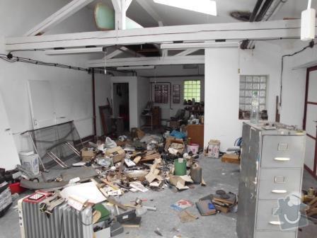 Přestavba garážové dílny na bytovou jednotku v RD: IMG_0186