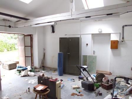 Přestavba garážové dílny na bytovou jednotku v RD: IMG_0189