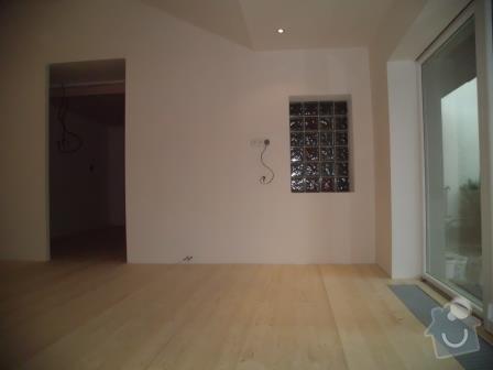 Přestavba garážové dílny na bytovou jednotku v RD: IMG_0574