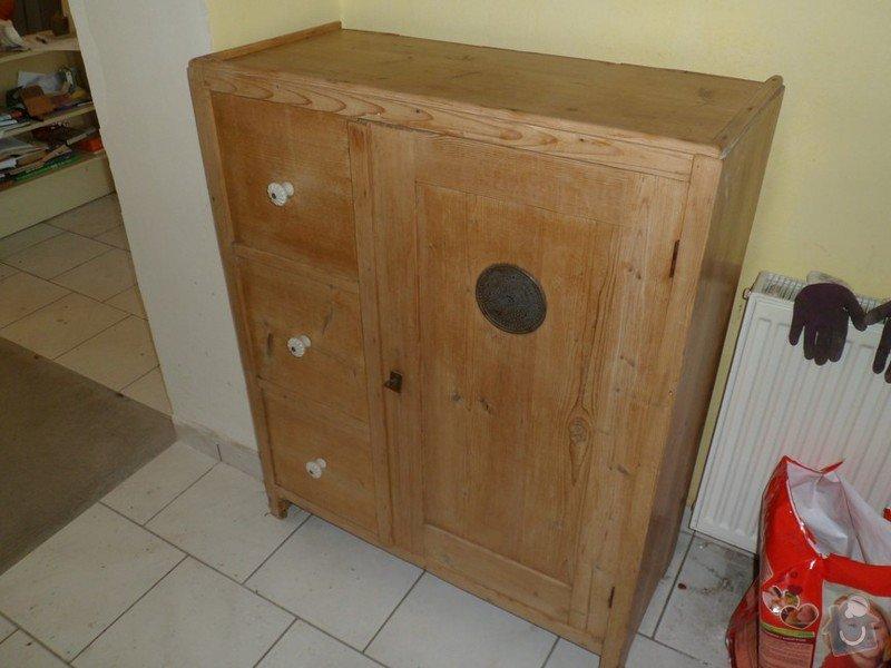 Renovace starého nábytku (2ks): SAM_2527