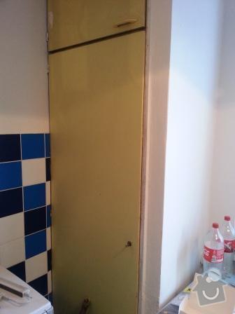 Malířské práce (3 pokoje a chodba) plus natření topení, futer, vestavěných skříní: 20131030_143150
