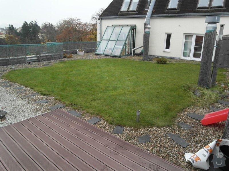 Stresni zahrada cca 150 m2: SAM_9204