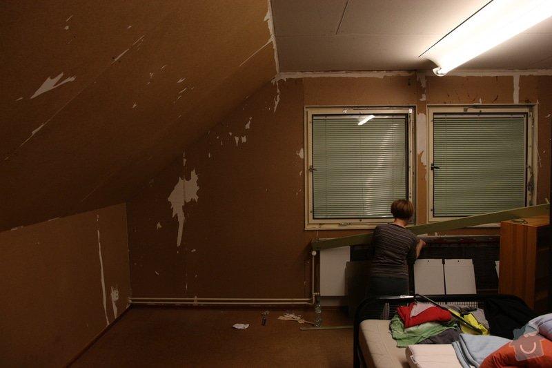 Sádrokarton obložení zdí (1pokoj): IMG_7769