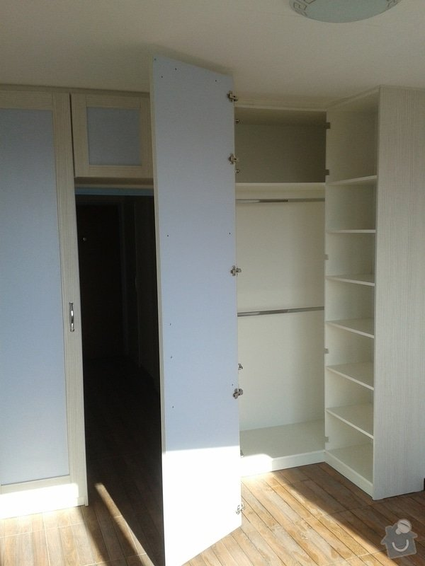Výroba vybavení bytu: 20131020_114932