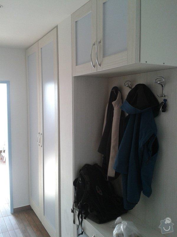 Výroba vybavení bytu: 20131020_115008