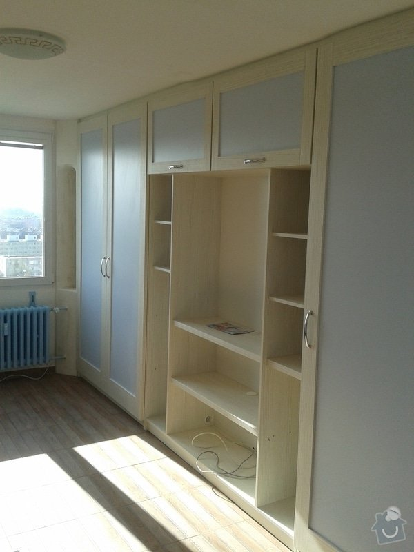 Výroba vybavení bytu: 20131020_115127