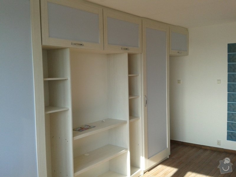 Výroba vybavení bytu: 20131020_115203