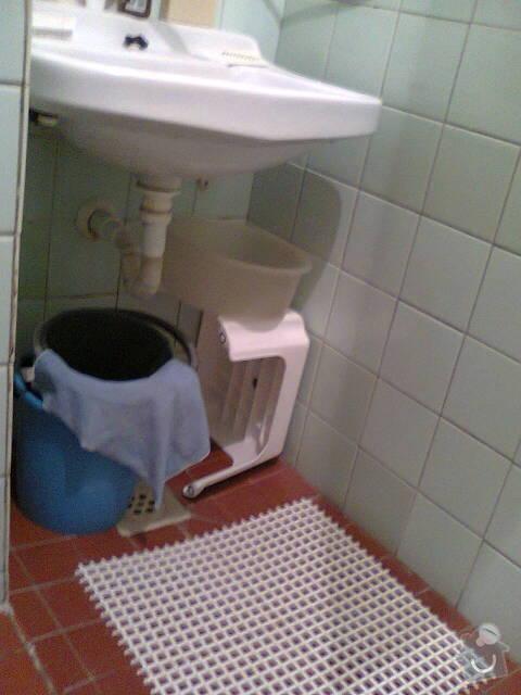 Rekonstrukce koupelny v panelovém bytě: Fotografie0008