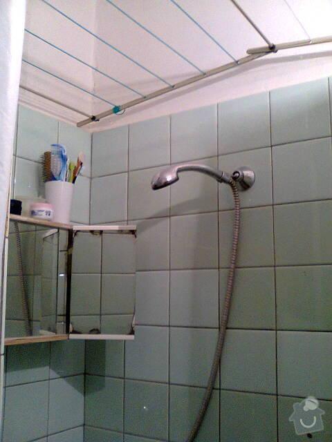 Rekonstrukce koupelny v panelovém bytě: Fotografie0010