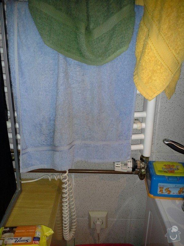 Rekonstrukce koupelny, WC a vymena stoupacek v Praze 9: WP_000314