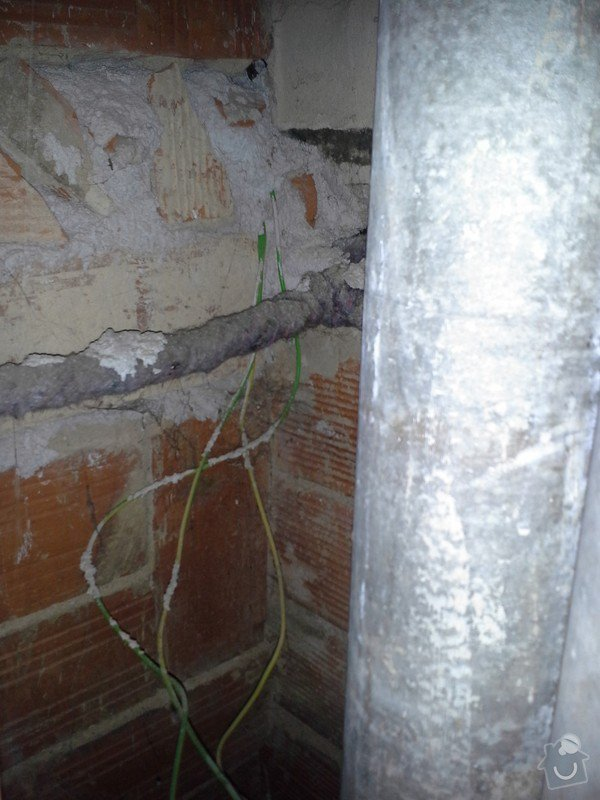 Rekonstrukce koupelny, WC a vymena stoupacek v Praze 9: WP_000318