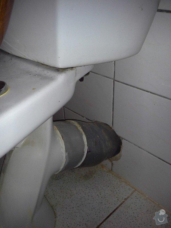 Rekonstrukce koupelny, WC a vymena stoupacek v Praze 9: WP_000319