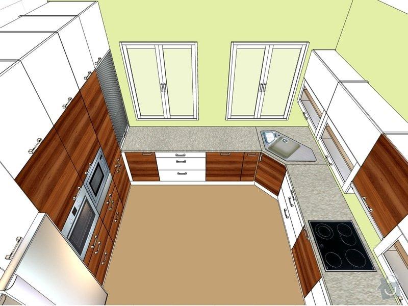 Kuchyňská linka: p.Jirousek_Ritka3