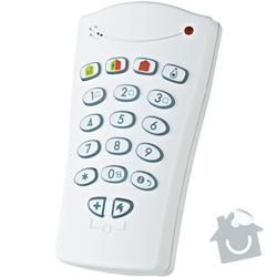 Instalace Zabezpečovacího systému : kp-141-pg2-2411-0