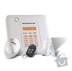 Instalace Zabezpečovacího systému : PowerMax_Visonic