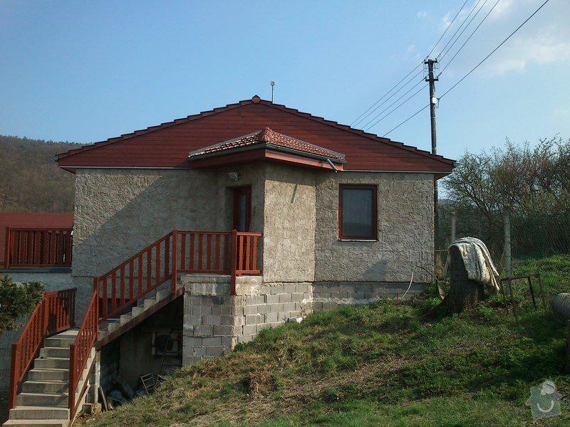 Rekonstrukce strechy - Realizace podkrovi: DSC_0220