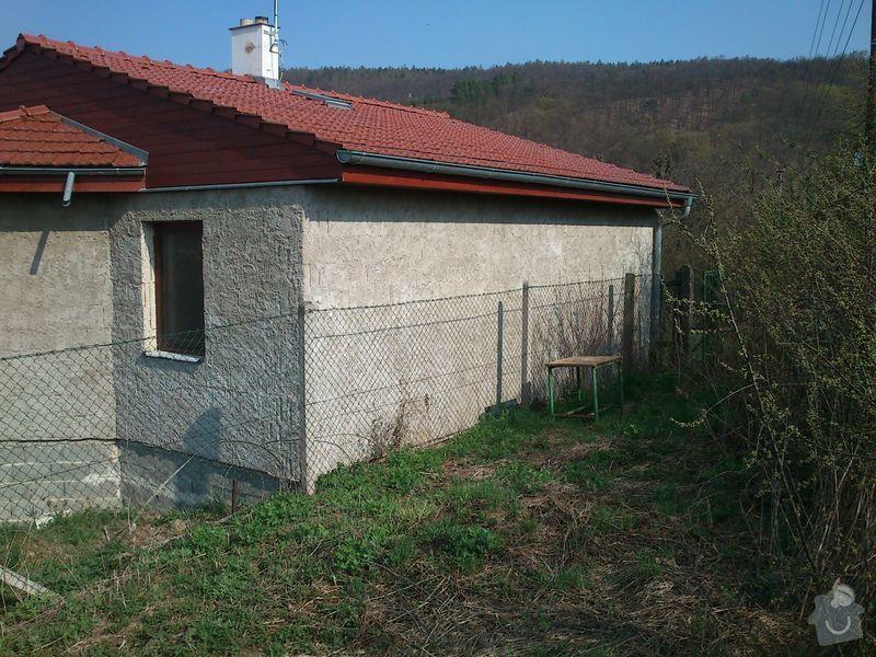 Rekonstrukce strechy - Realizace podkrovi: DSC_0221