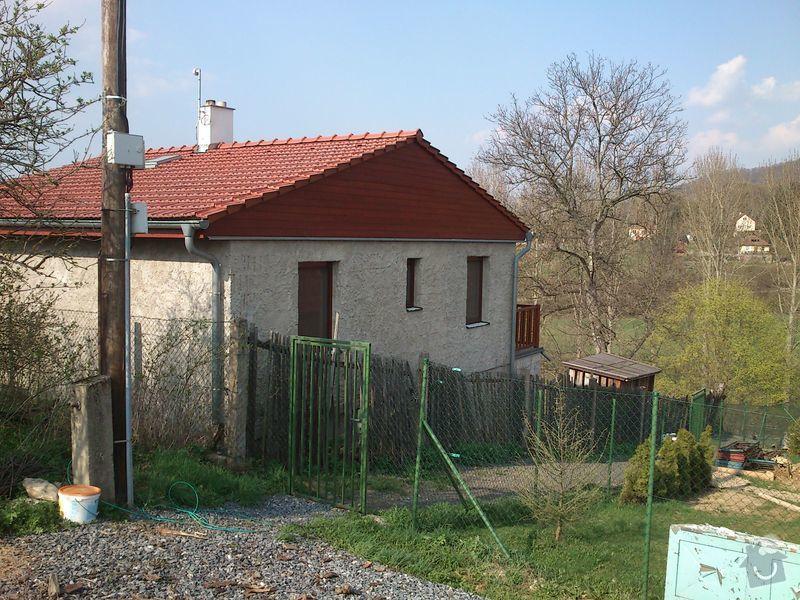 Rekonstrukce strechy - Realizace podkrovi: DSC_0222