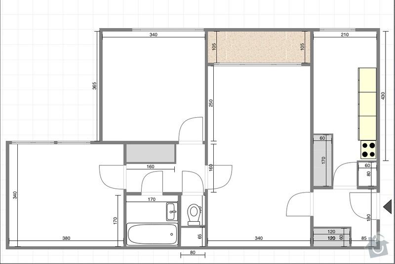 Částečná rekonstrukce bytu (kuchyně, koupelna, wc): IMG_0126