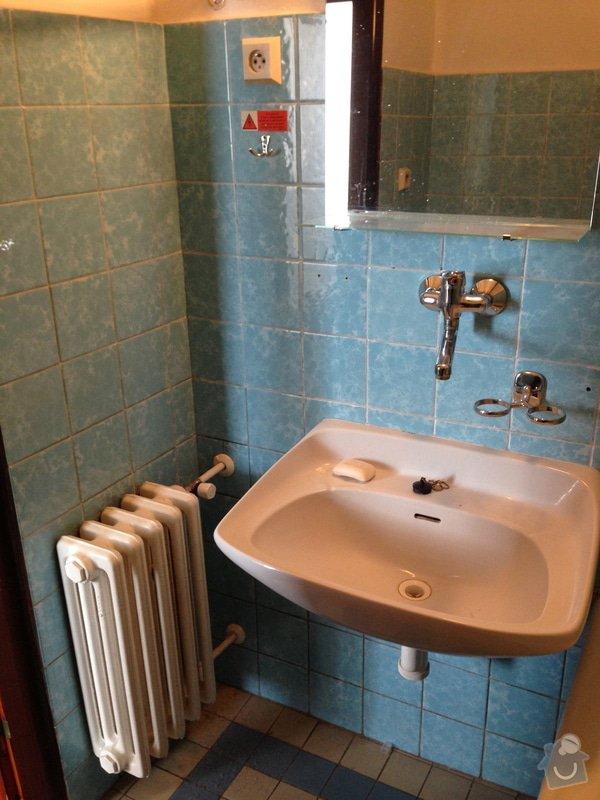 Částečná rekonstrukce bytu (kuchyně, koupelna, wc): IMG_2428