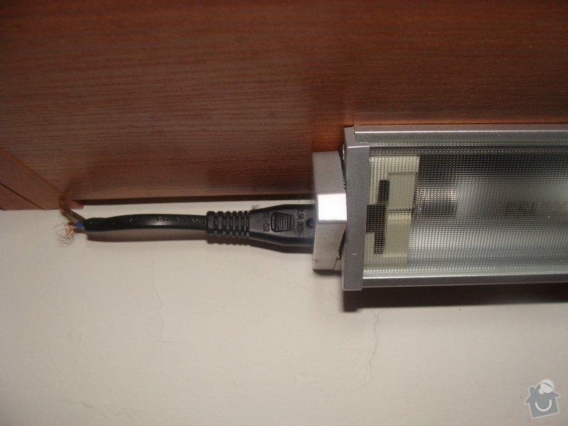 Instalatérské a elektrikářské práce: DSC07891