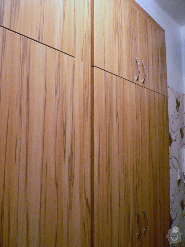 Vestavěné skříně : skrin4