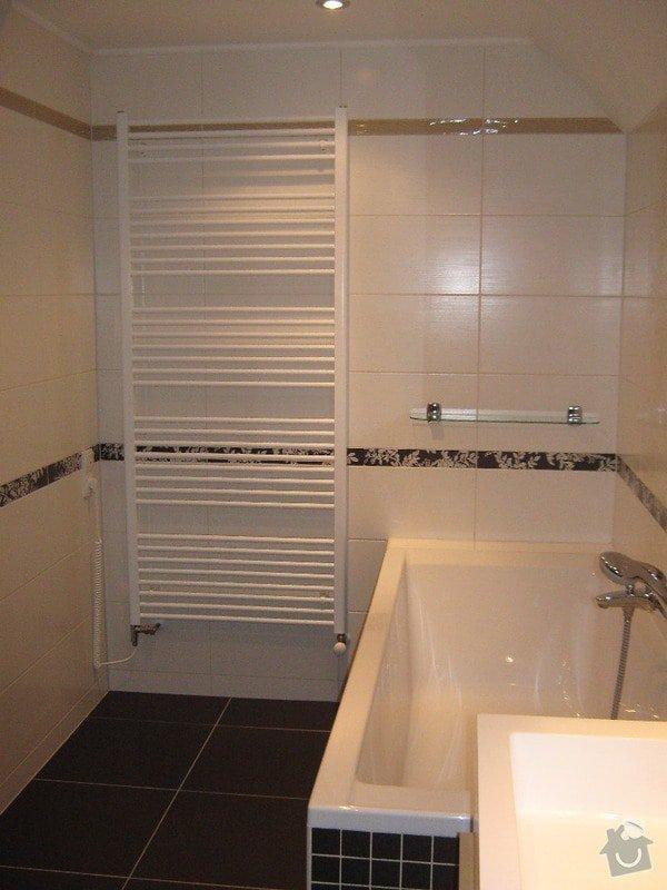 Rekonstrukce koupelny, záchodu+nová druhá koupelna se záchodem: IMG_4167