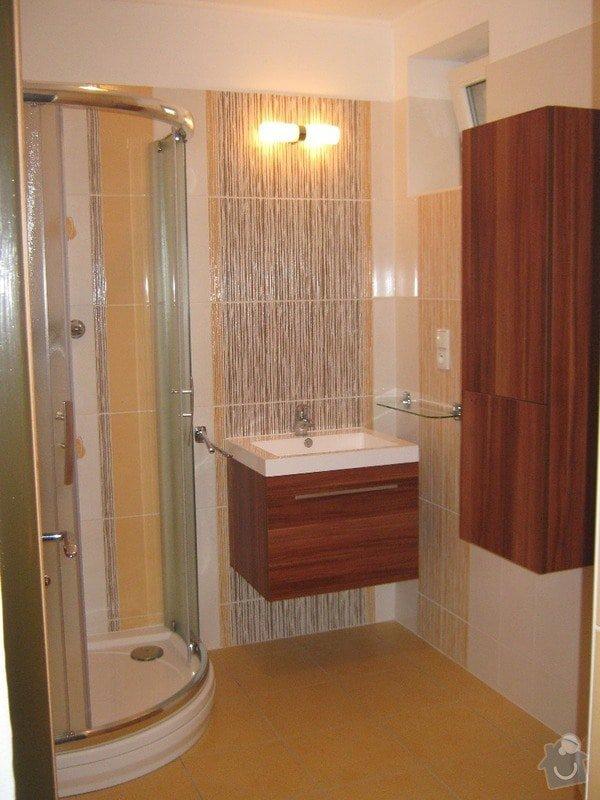Rekonstrukce koupelny, záchodu+nová druhá koupelna se záchodem: IMG_4171