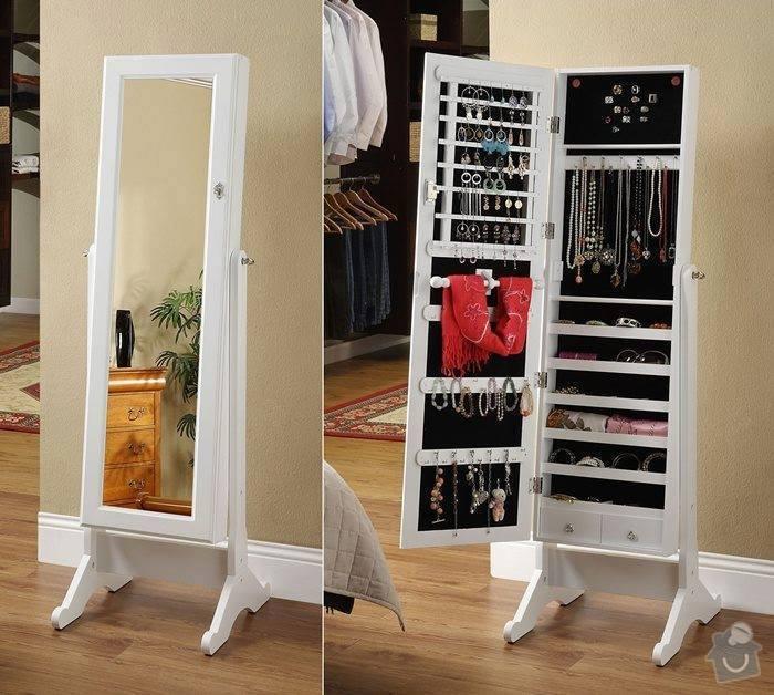 Kabinet se zrcadlem: kabinet2