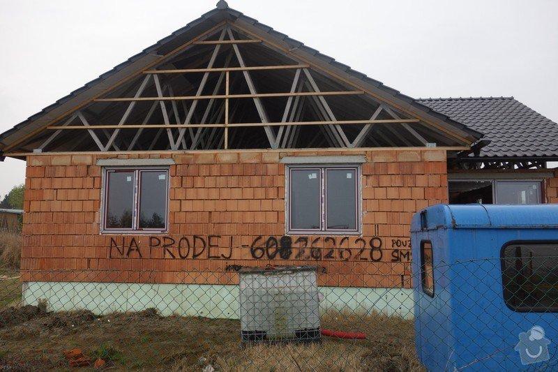 Montáž osb desek - štíty bungalovu: DSC04723