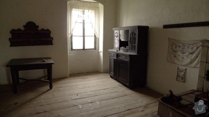 Rekonstrukce domu: P1060960