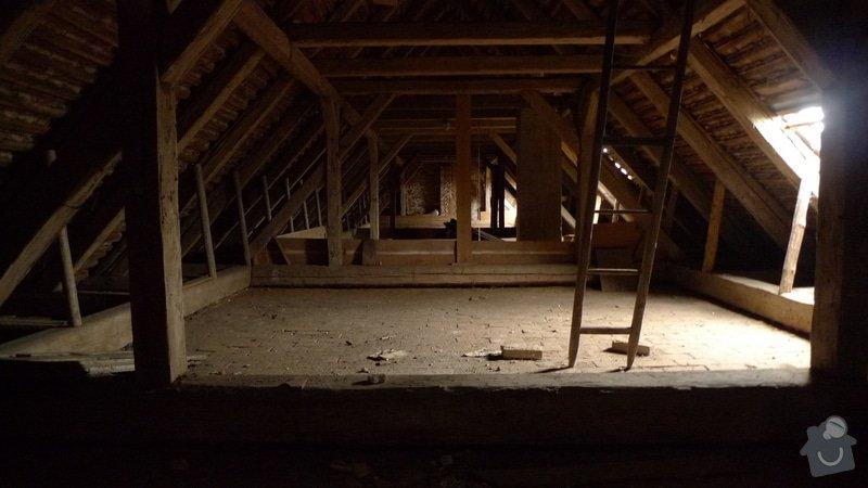 Rekonstrukce domu: P1060980