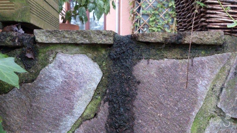 Okapničku pod kámen na terase -klempíř: spodni_pohled