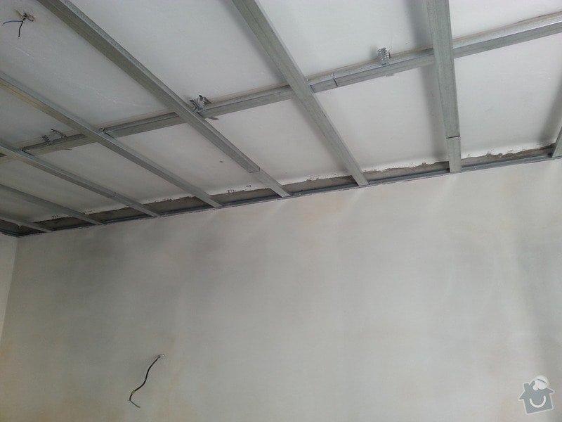 Rekonstrukce pokoje: 20130814_085636